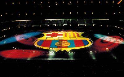 Videomaping. Centenario Fútbol Club Barcelona
