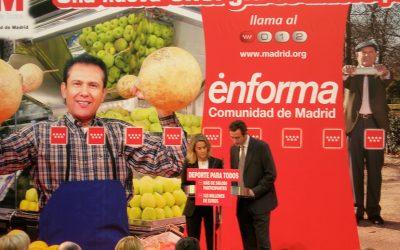 Campaña ENFORMA. CAM